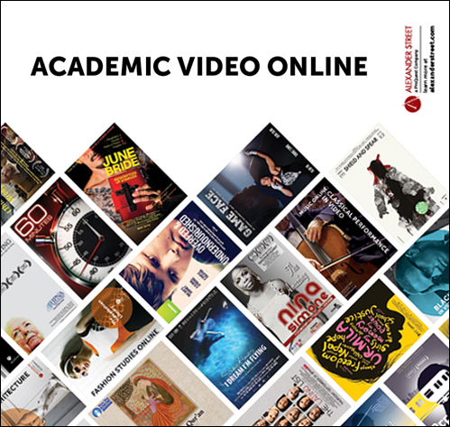Academic Video Online (AVON)